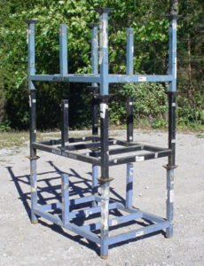 Portable Stacking Rack