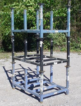 Portable Stacking Rack